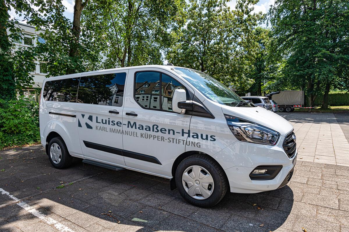 Ausflugsbus Luise-Maassen-Haus Koeln