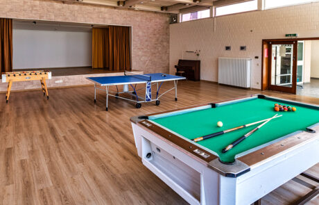 Mehrzweckhalle Luise-Maassen-Haus Koeln