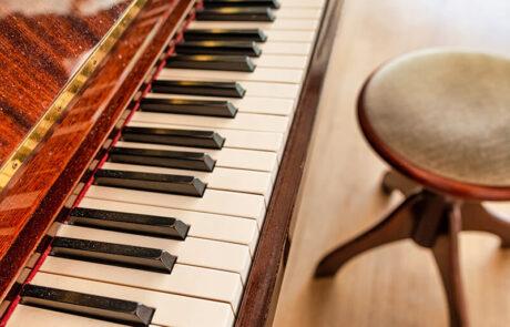 Klavier Luise-Maassen-Haus Koeln