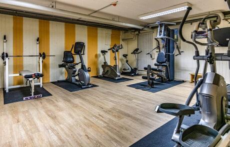 Fitnessraum Luise-Maassen-Haus Koeln