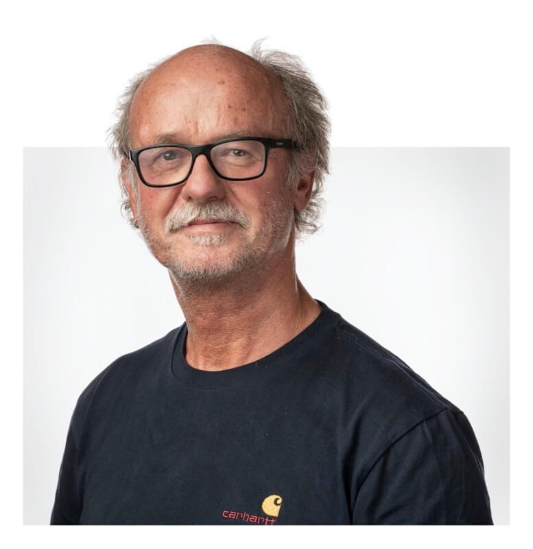 Portraitfoto Dietmar Richter-Heisterkamp