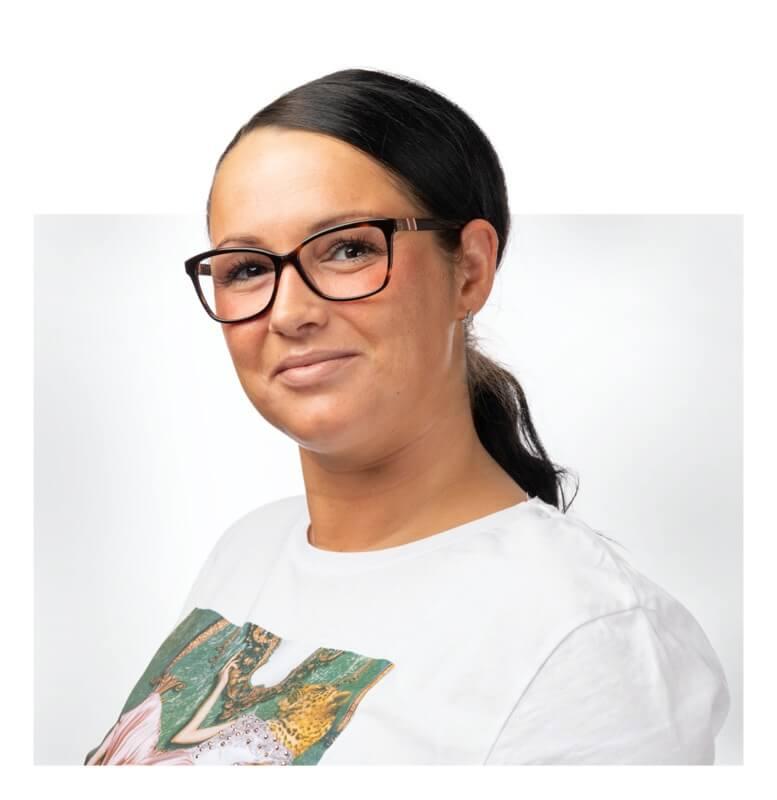 Portraitfoto Isabelle Bender