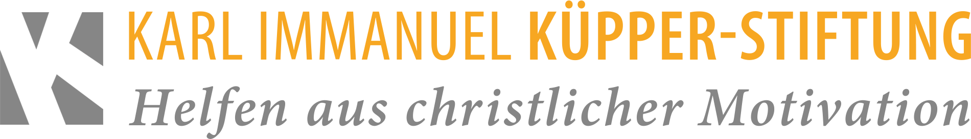 Logo Karl Immanuel Kuepper-Stiftung Koeln